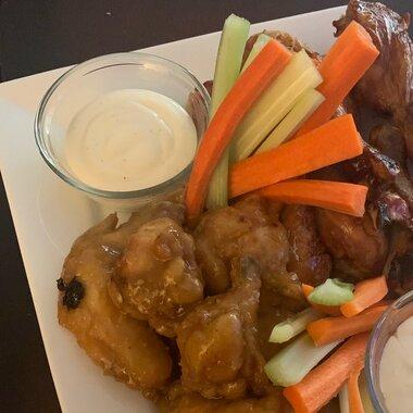 back to mango habanero chicken wings recipe