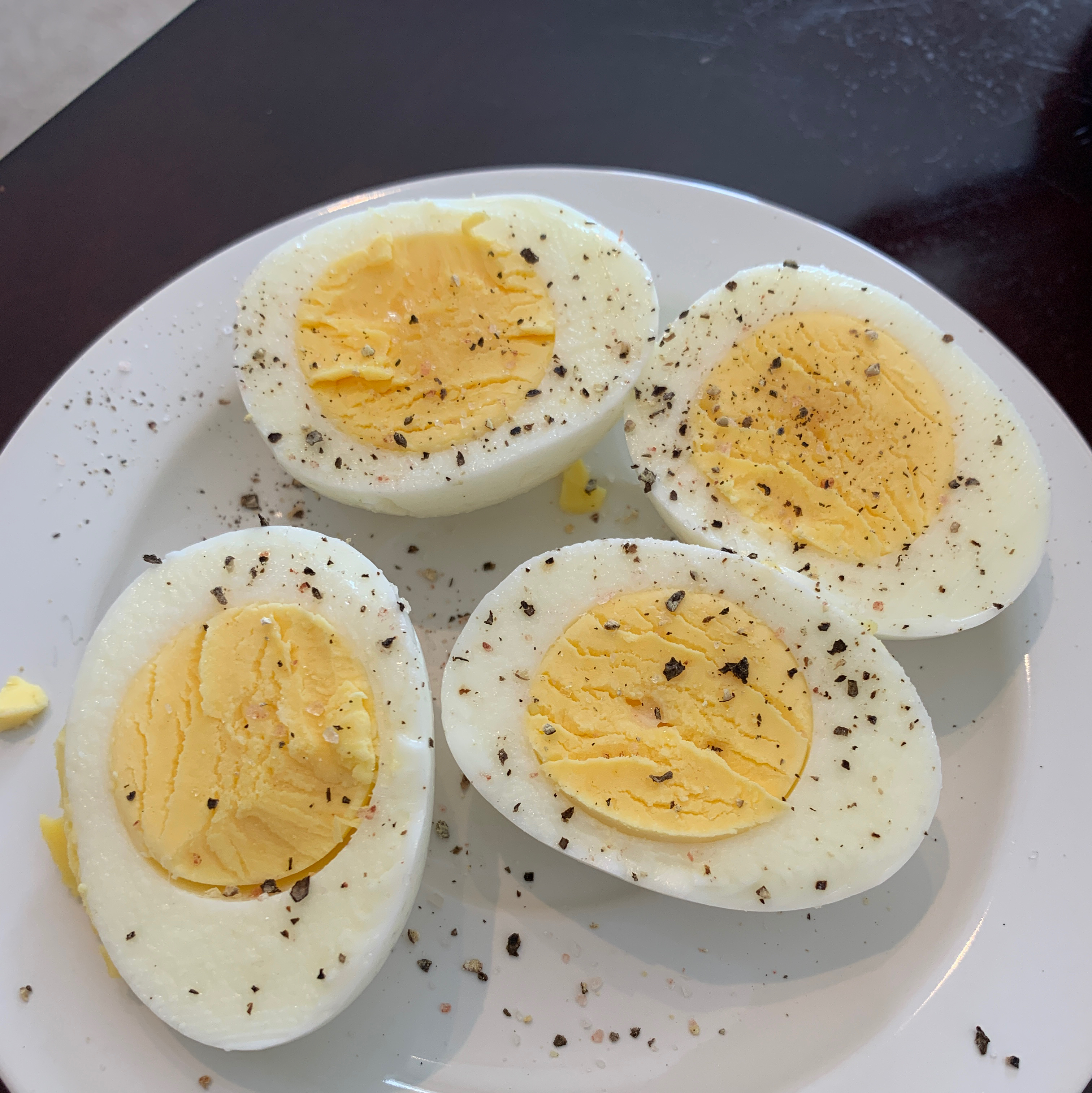 Ken's Perfect Hard Boiled Egg (And I Mean Perfect) Angela Bush