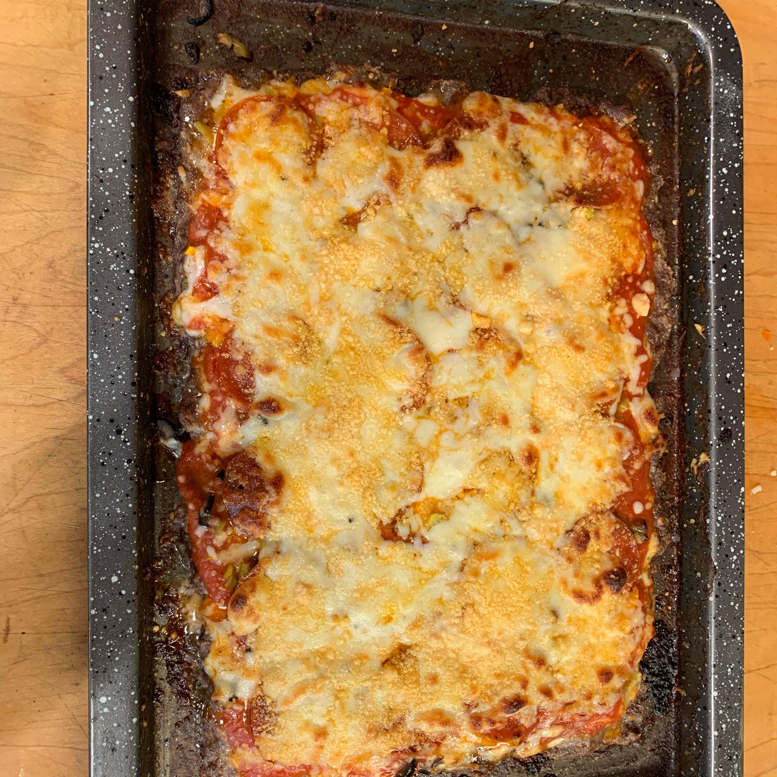 Pepperoni Meatza Lynne