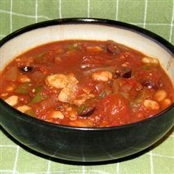 Tomato-Rich Fish Stew Allyn Mae