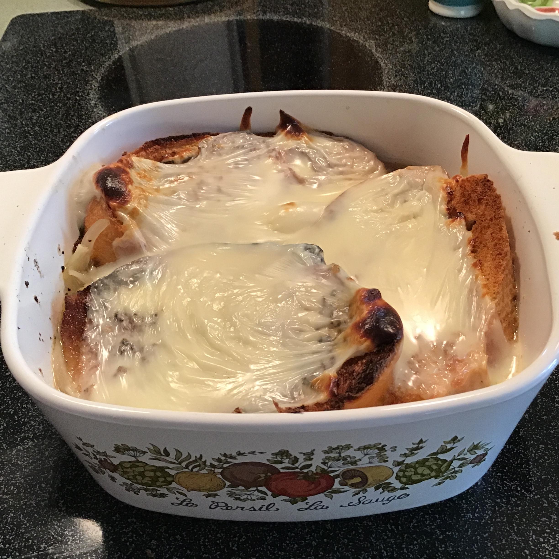 French Onion Soup IX Pam Leighton