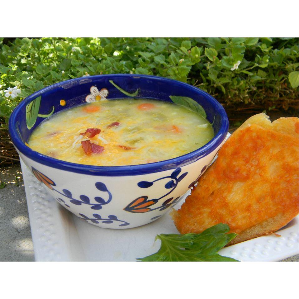 Corn Chowder - Fast and Great Baking Nana