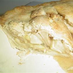 Aunt Bev's Famous Apple Pie Amanda