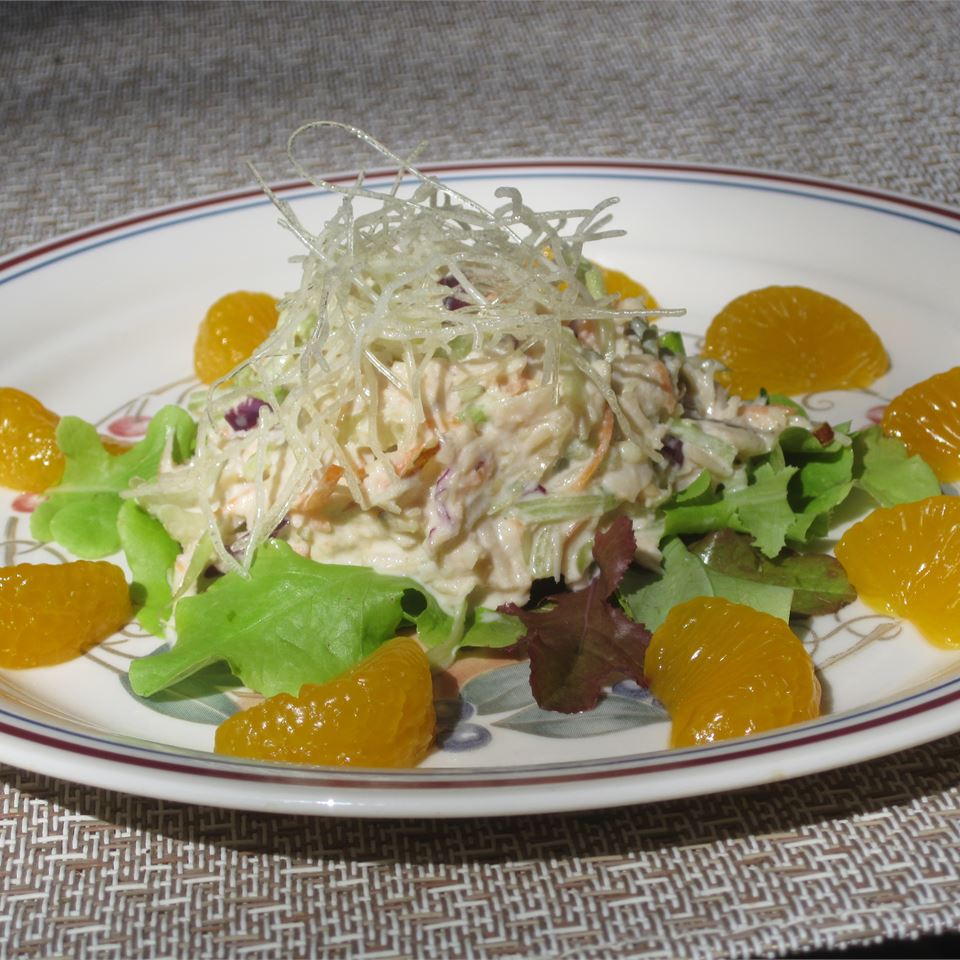 Carole's Sesame Chicken Salad