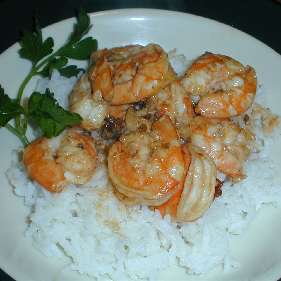 Chipotle Shrimp Esmee Williams