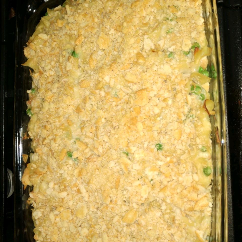 Fern's Tuna Casserole Amanda