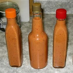 Hot Pepper Sauce - A Trinidadian Staple Ron Evers