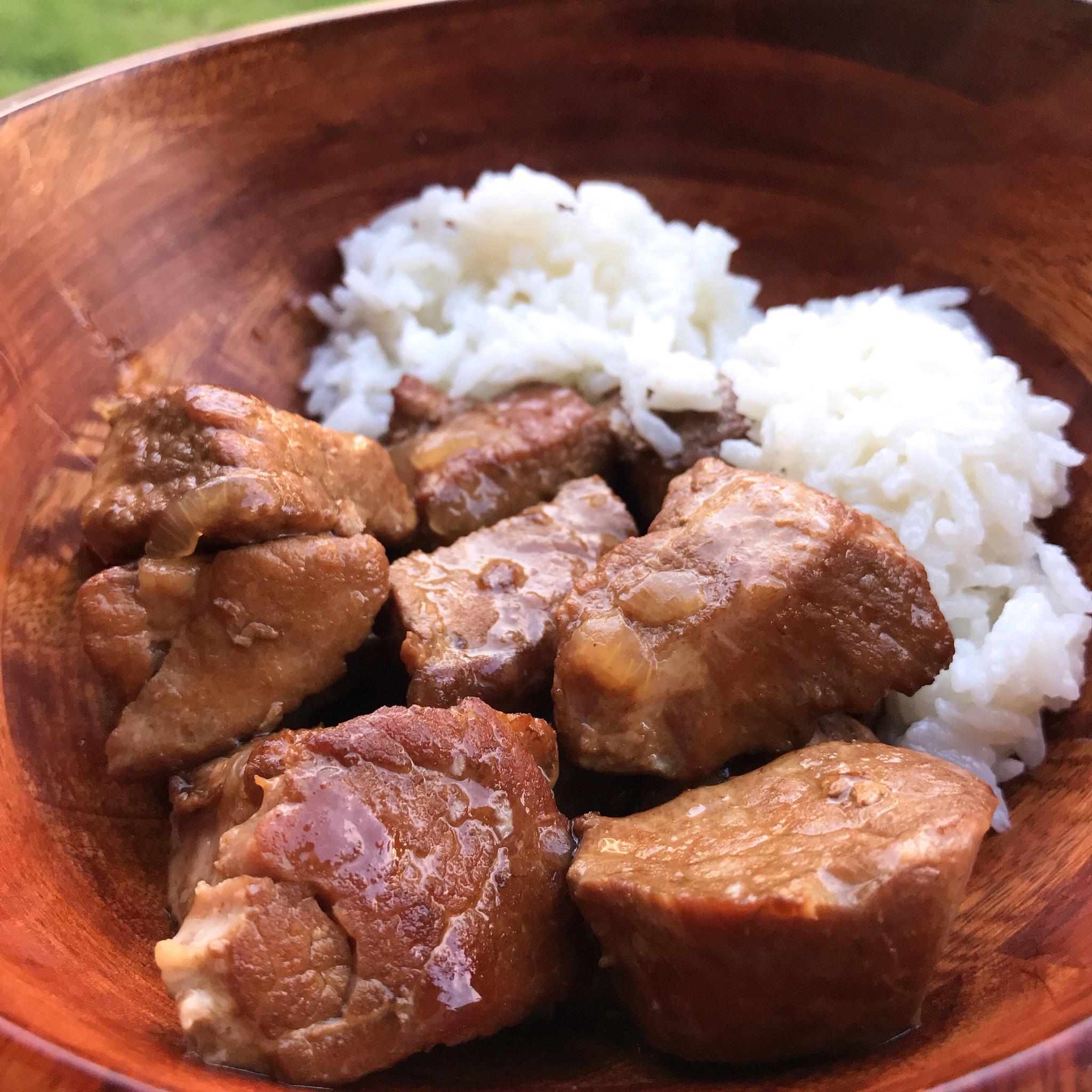 Instant Pot® Pork Adobo