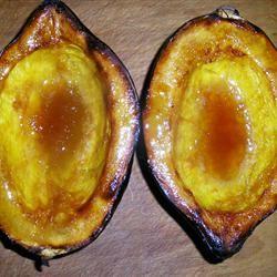 Baked Acorn Squash krasivaya