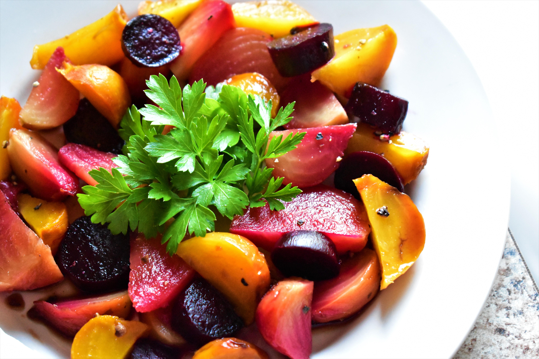 Roasted Beet Salad Kim