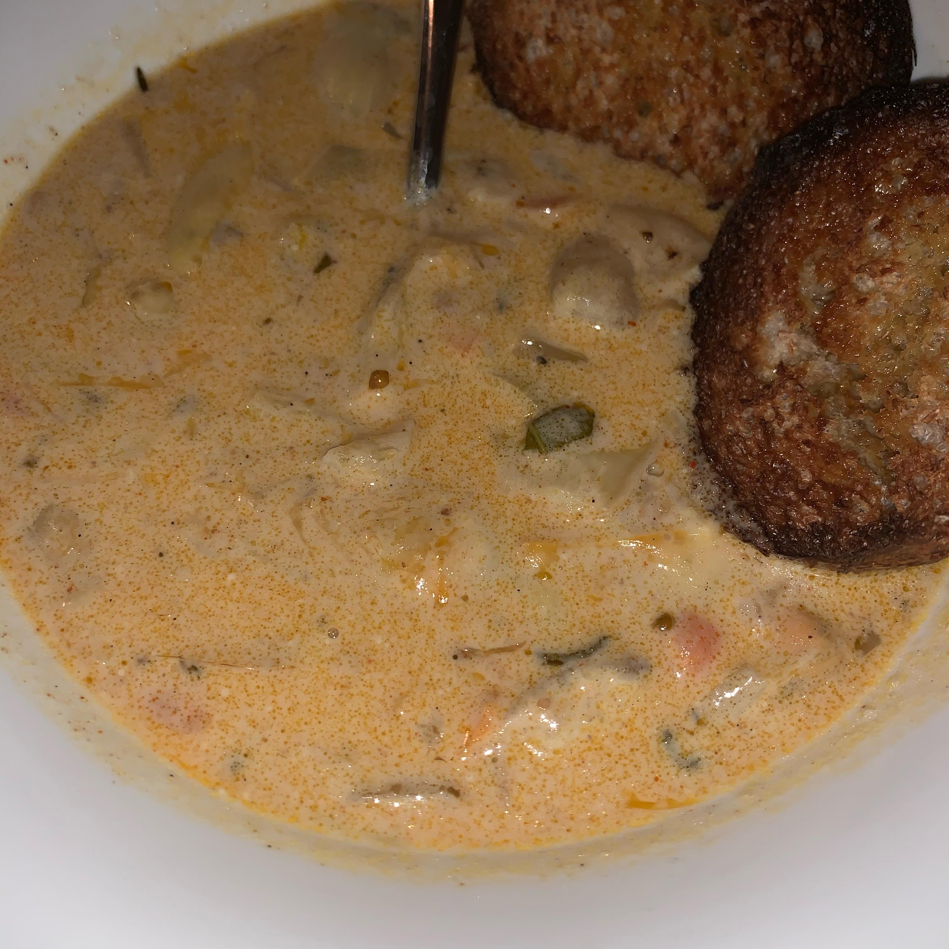 Elegant Oyster Soup