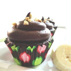 Chocolate Banana Cake Robin