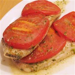 Baked and Poached Tilapia Petrovna