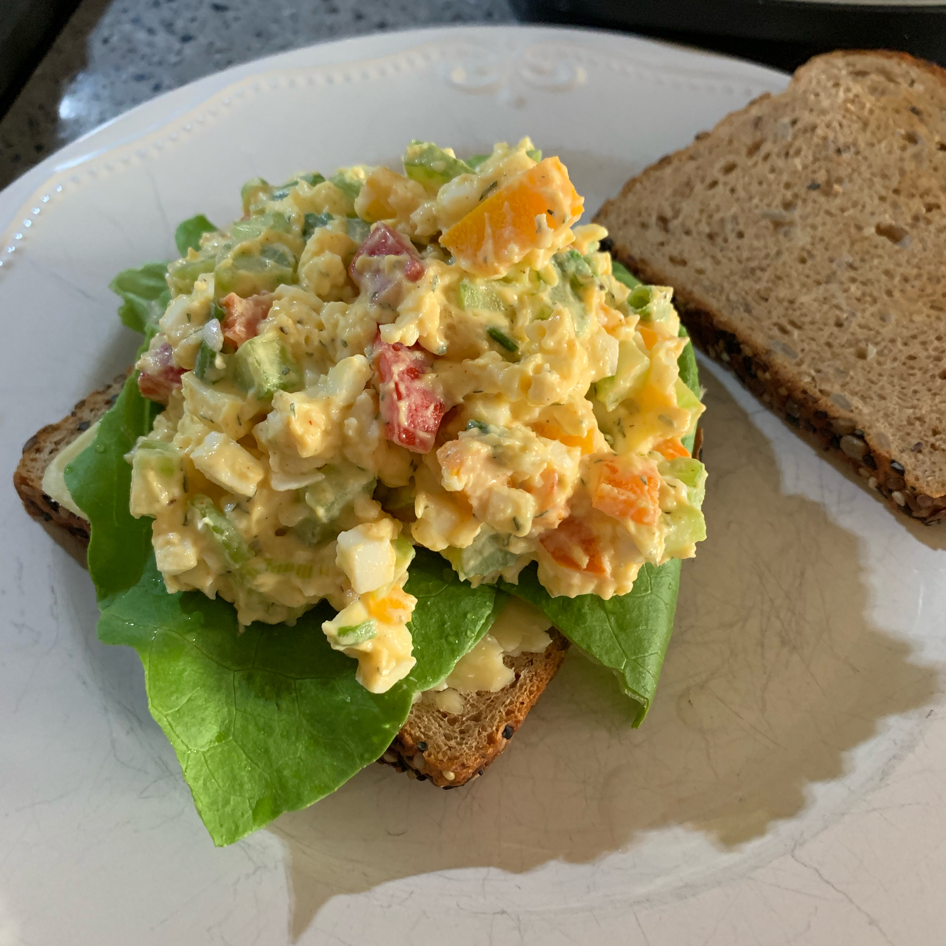 Delicious Egg Salad for Sandwiches Nathalie