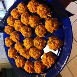Buffalo Chicken Dipping Balls