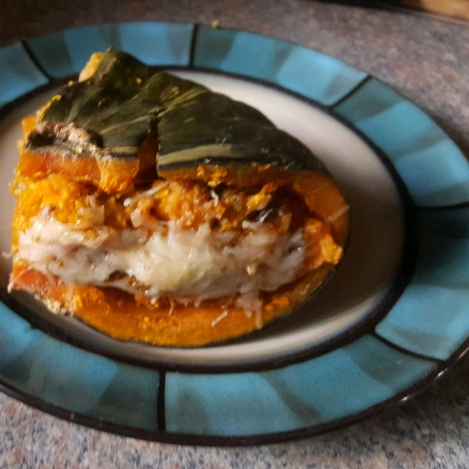 Baked Stuffed Winter Squash Colleen Seal