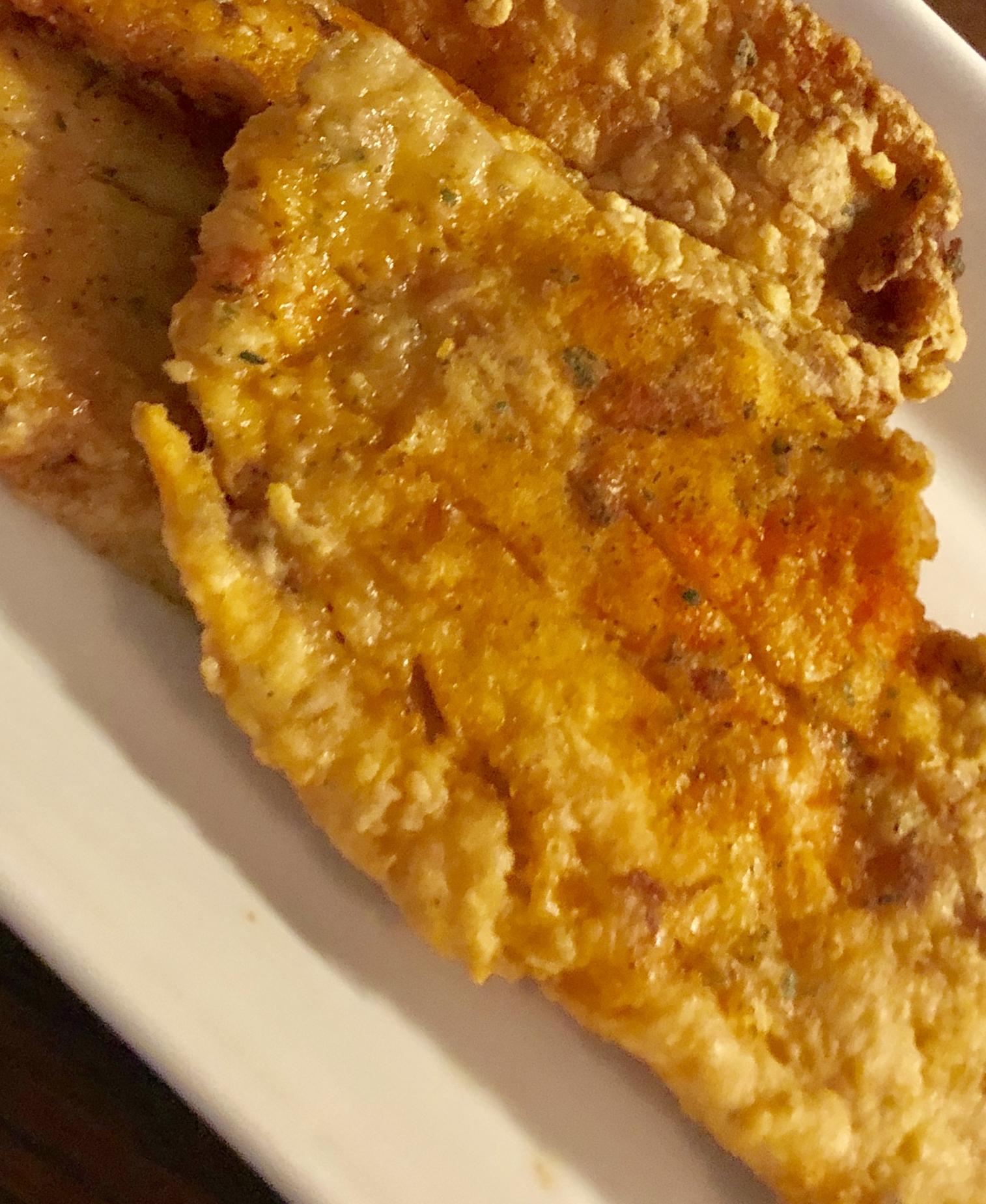 Suzy's Swai Meuniere (Swai in Lemon Butter Sauce)