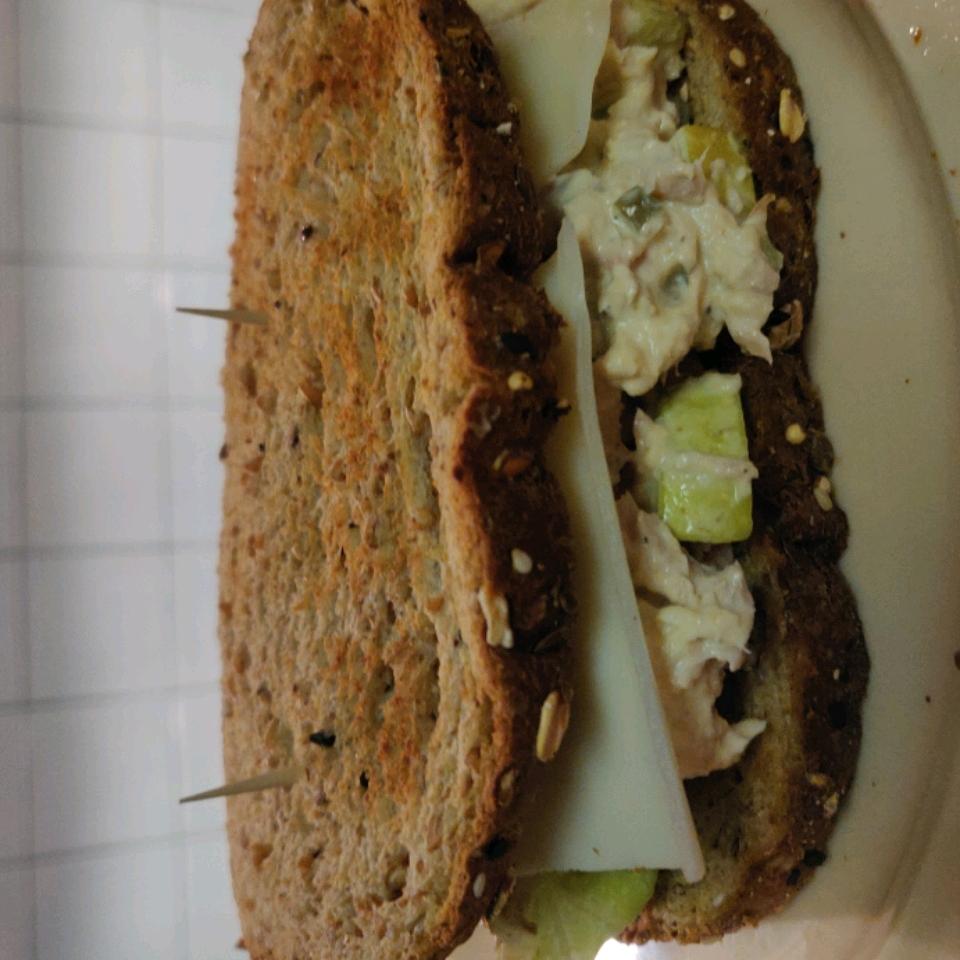 Darra's Famous Tuna Waldorf Salad Sandwich Filling Nancy M