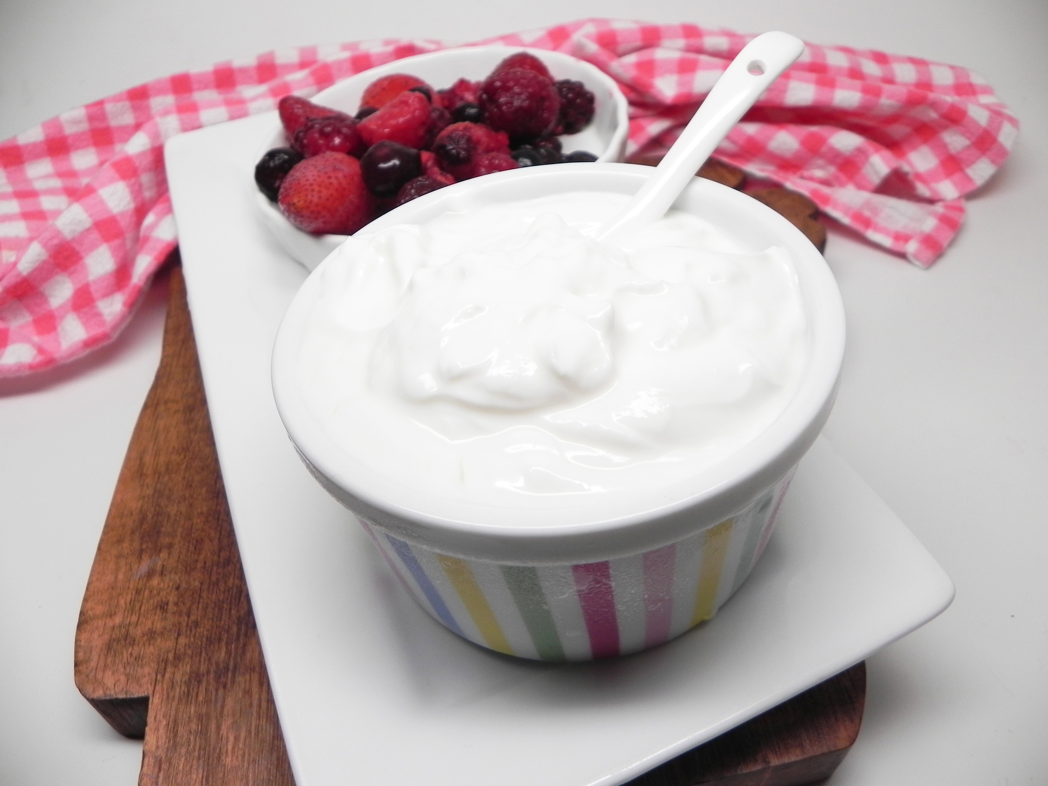 Homemade Greek Yogurt In Your Slow Cooker