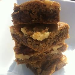 Brown Sugar Brownies FrackFamily5 CA—>CT