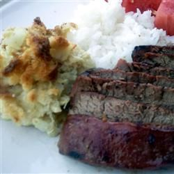 Teriyaki Rib Eye Steaks Diana71