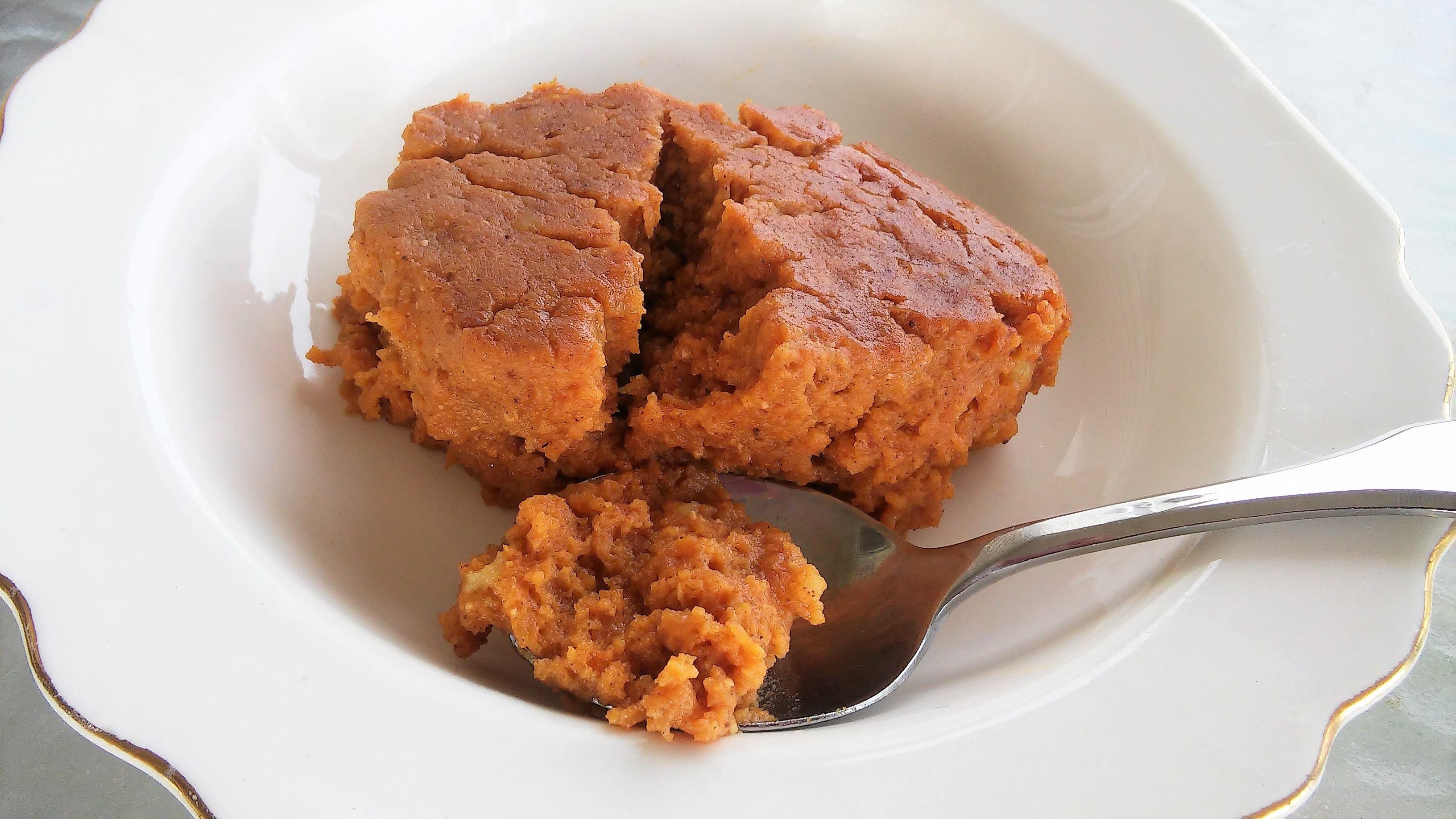 Maple-Pumpkin Pudding in the Slow Cooker