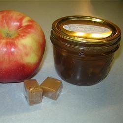 Caramel Apple Jam cookin4eight