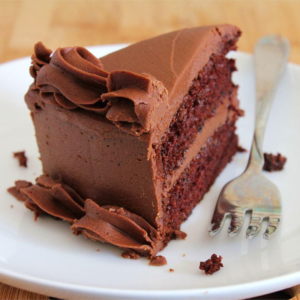 chocolate cake recept