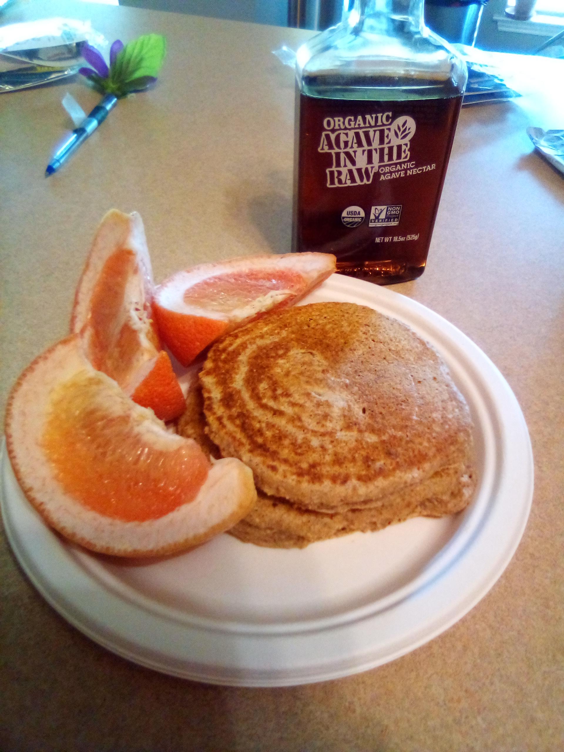 A+ Vegan Pancakes Mzdreia2