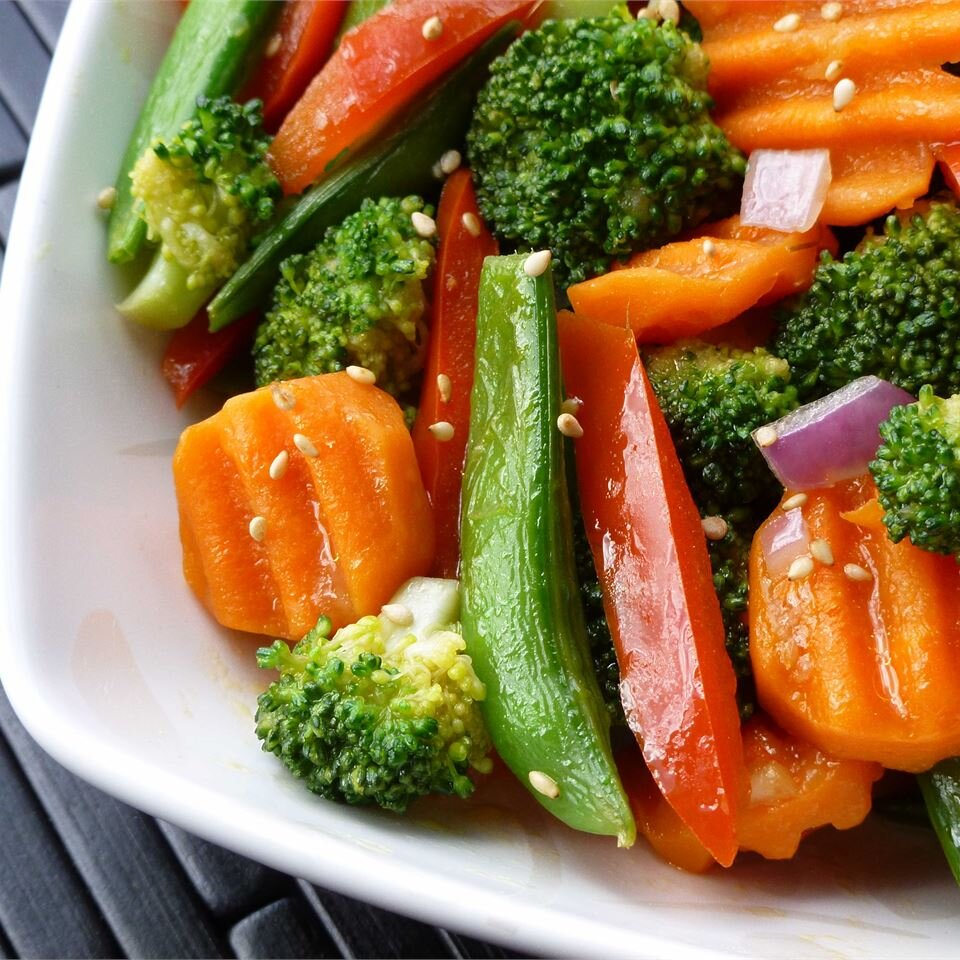 Ginger Veggie Stir Fry Recipe Allrecipes