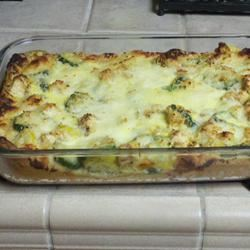 Chicken Zucchini Bake Brooke'smom