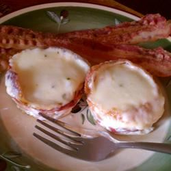 Individual Baked Eggs