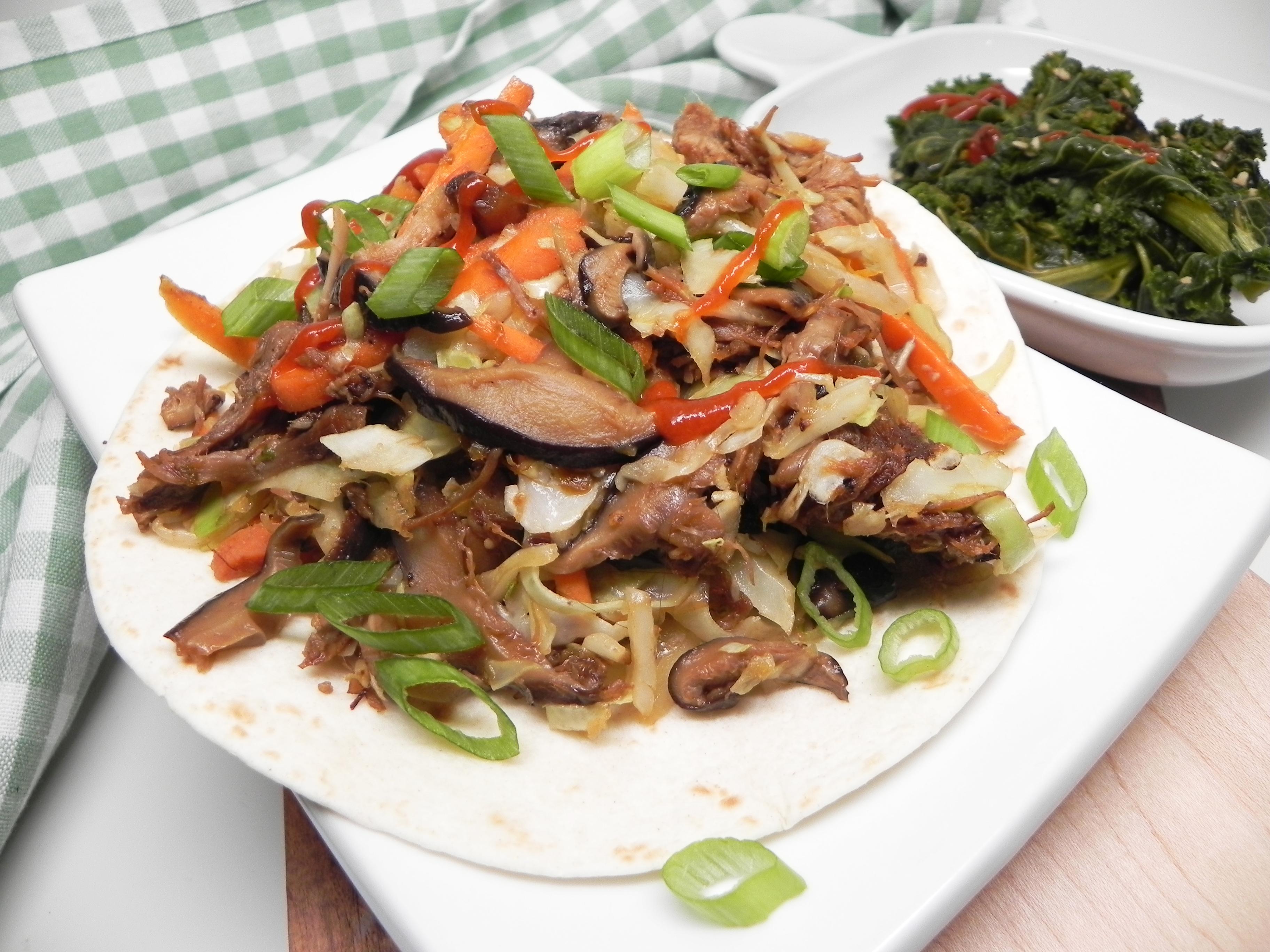 Easy Mu Shu Pork