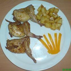 Harvey's Moroccan Roast Chicken Minichef