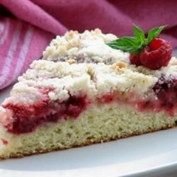 Raspberry and Strawberry Buckle mominml