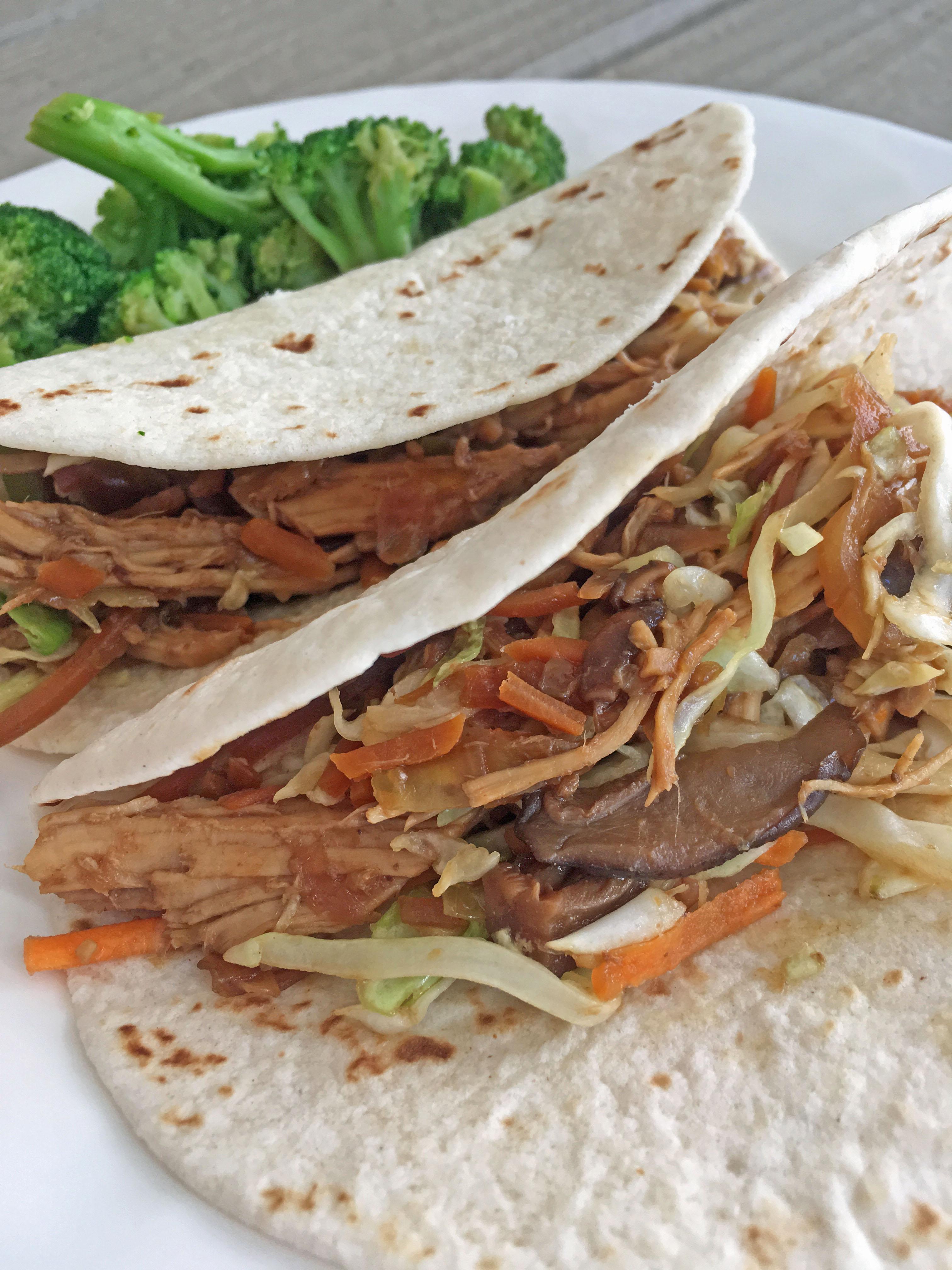 Easy Mu Shu Pork JARRIE