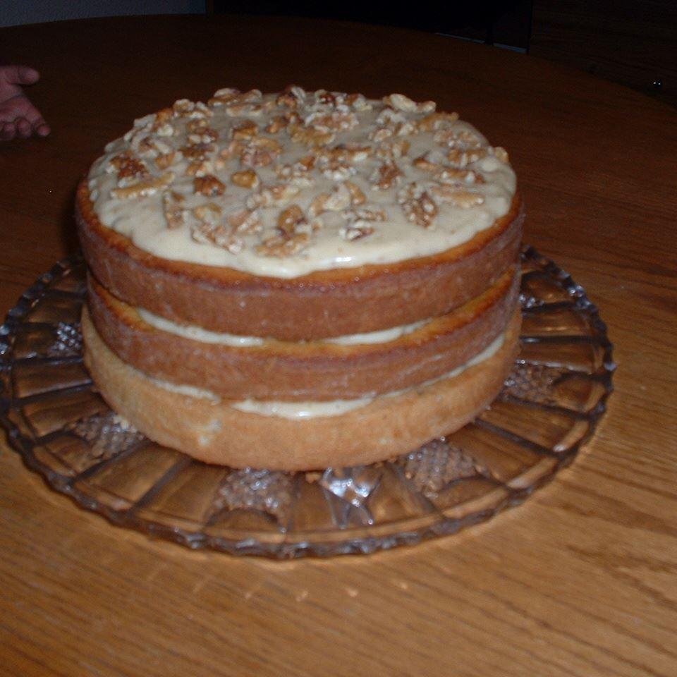 Italian Cream Cake I MELISSA