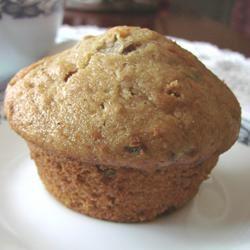 Zucchini Yogurt Multigrain Muffins