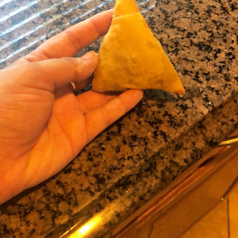 Beef Samosas Alicia Marie Rodriguez