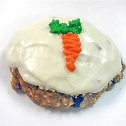 Carrot Cake Cookies SUGARPLUMSCOOKIES