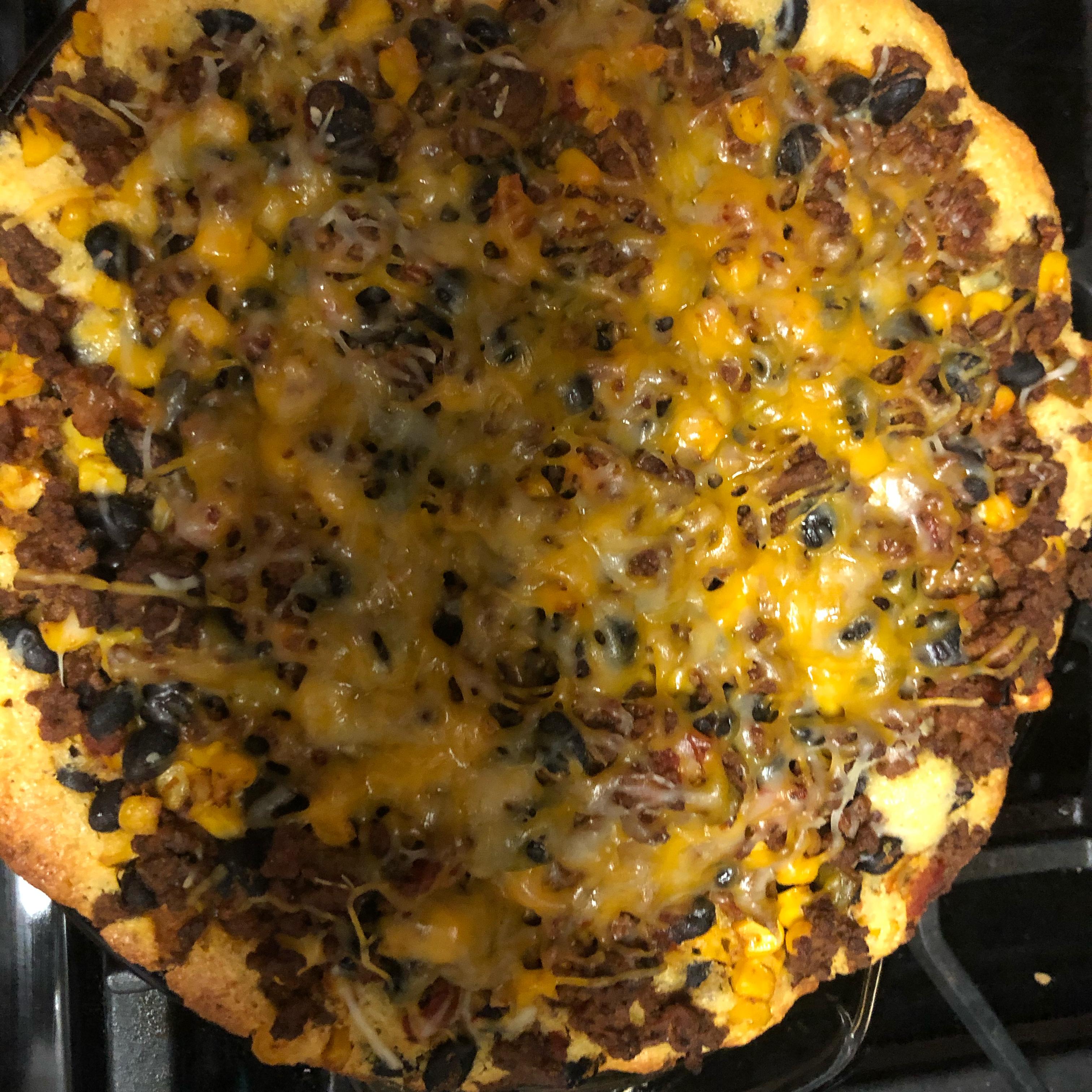 Quick Taco Bake Pie Julie Riley