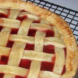 Holiday Cherry Pie Devina Garrett