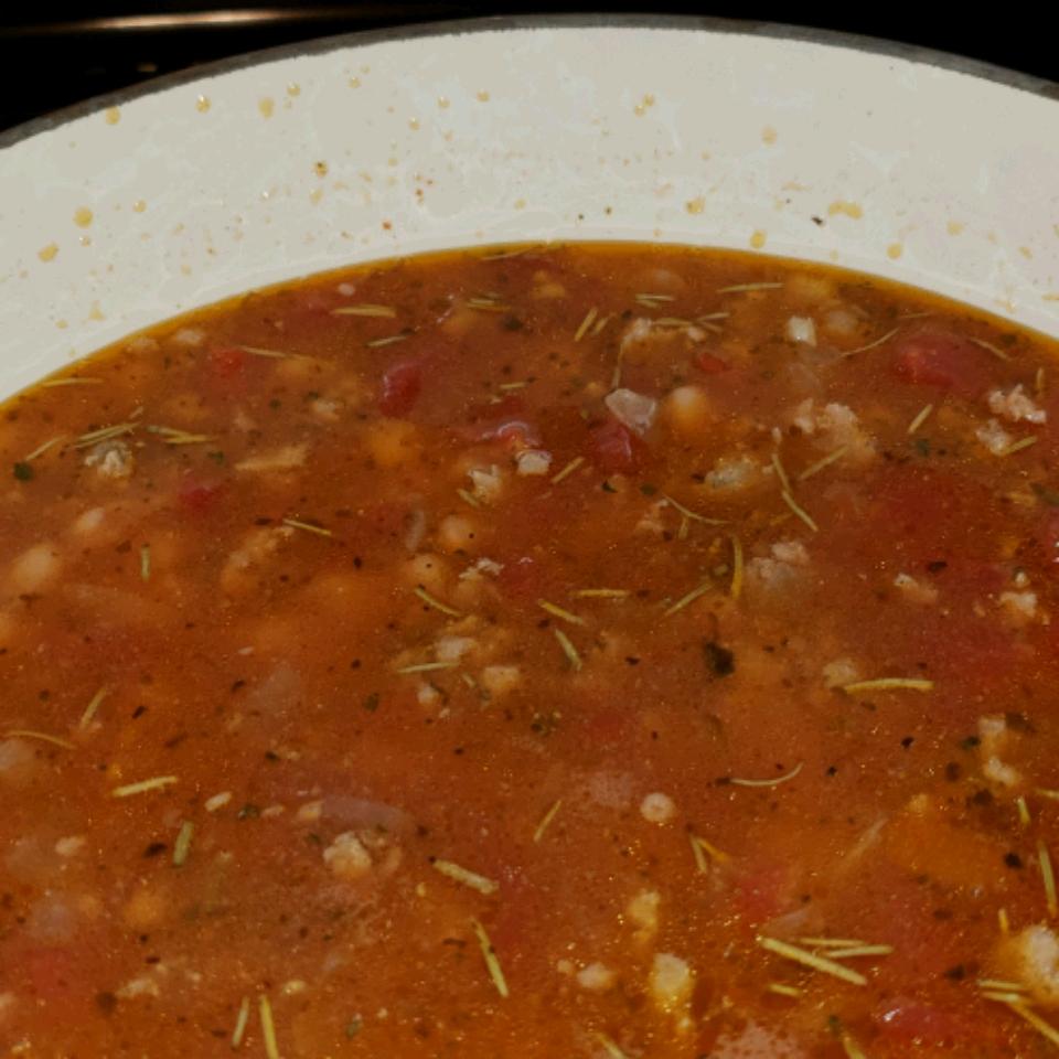 My Canadian Friend's Bean Soup M Elizabeth Lyons-Neill