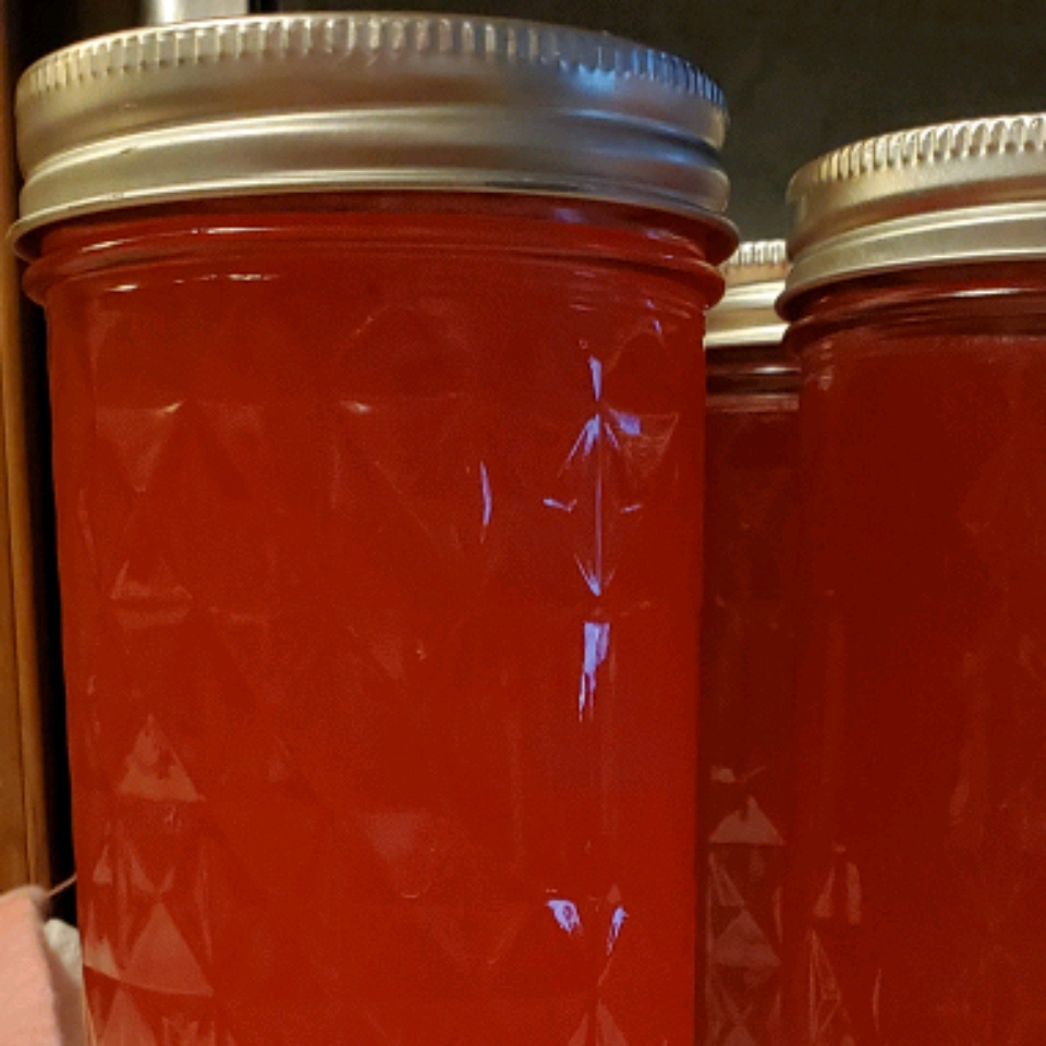 Apple Core and Peel Jelly