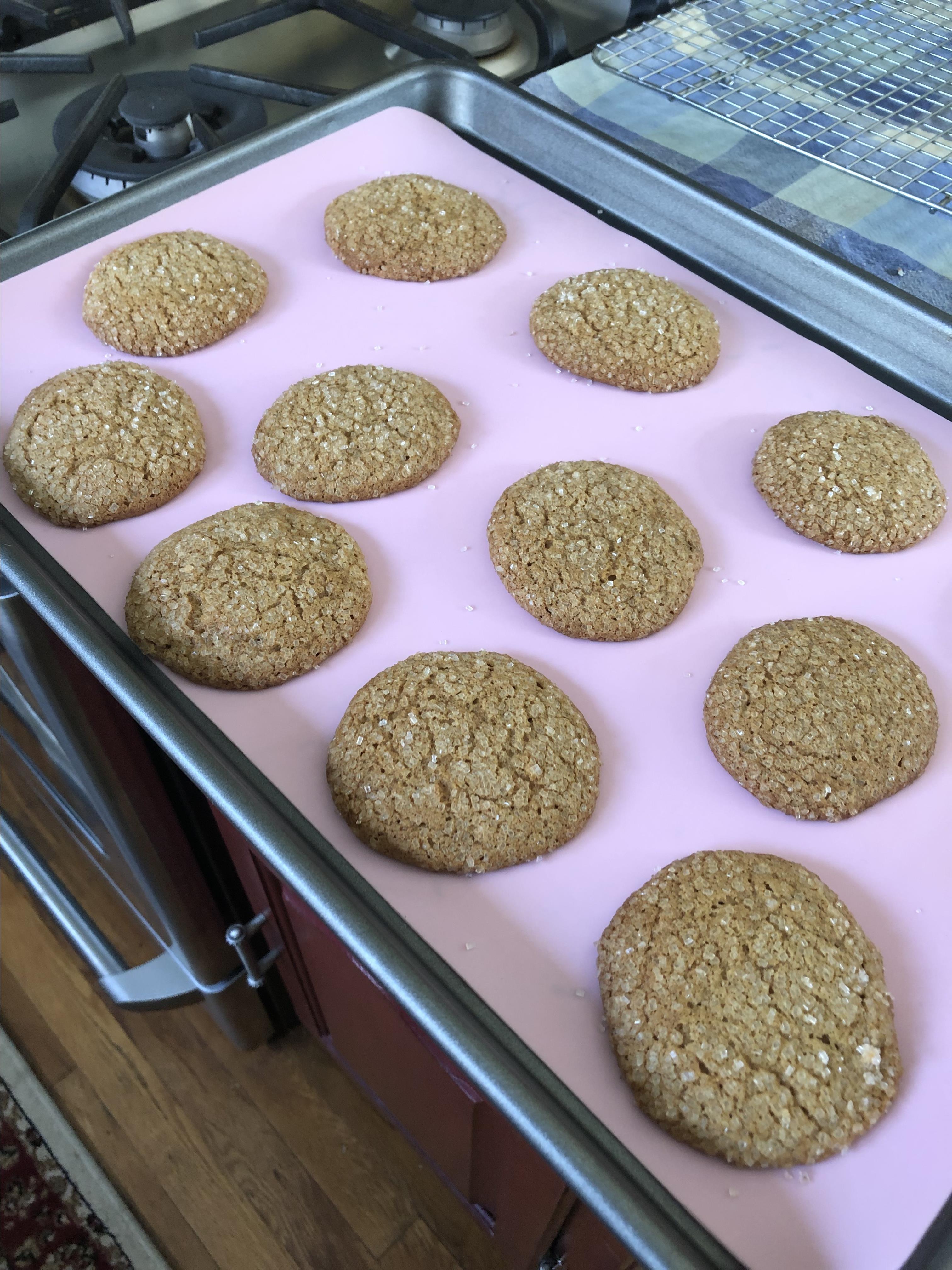 Grammy Burnham's Molasses Cookies Bunny