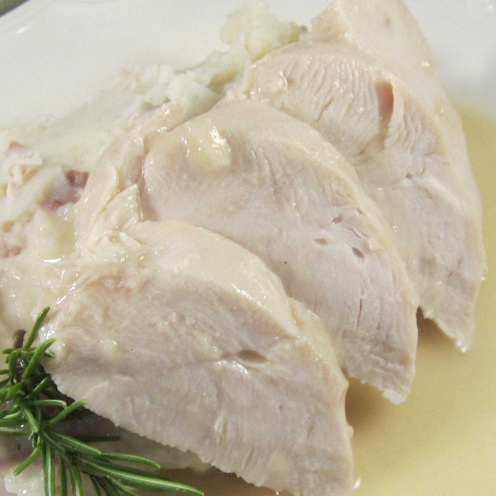 Slow Cooker Herbed Turkey Breast Deb C