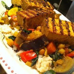 Marrakesh Vegetable Curry