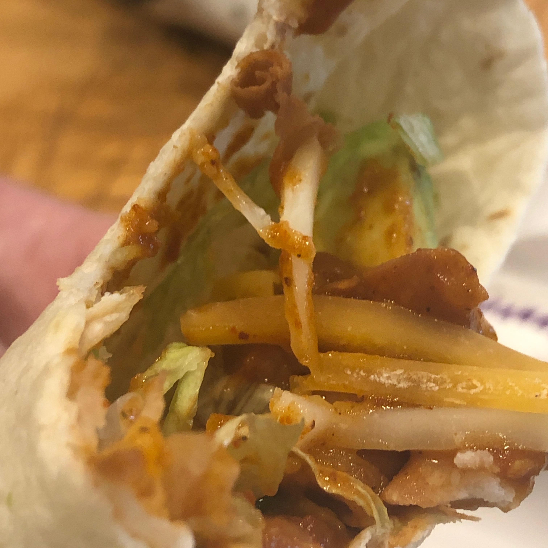 Vegetarian Bean Burritos Laylonna L Hurley