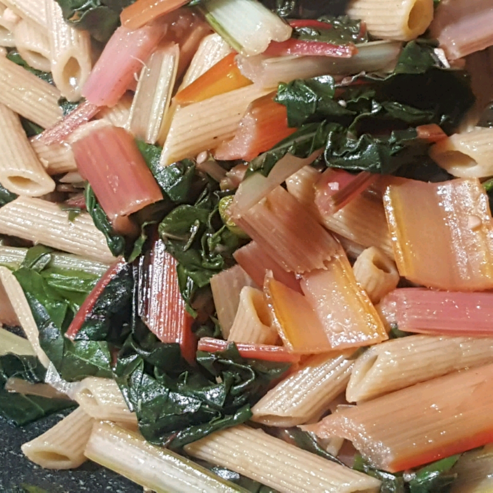 Pasta with Swiss Chard Colleen Seal
