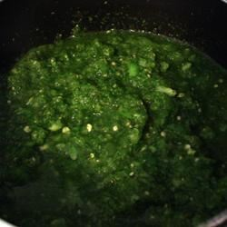 Three Chile Dry Roasted Tomatillo Salsa HMAUSER